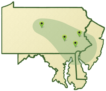 Recreation in the greater Philadelphia area